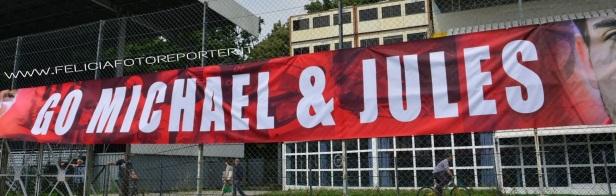 GO MICHAEL & JULES - TRIBUTO FERRARI A MONZA - 16